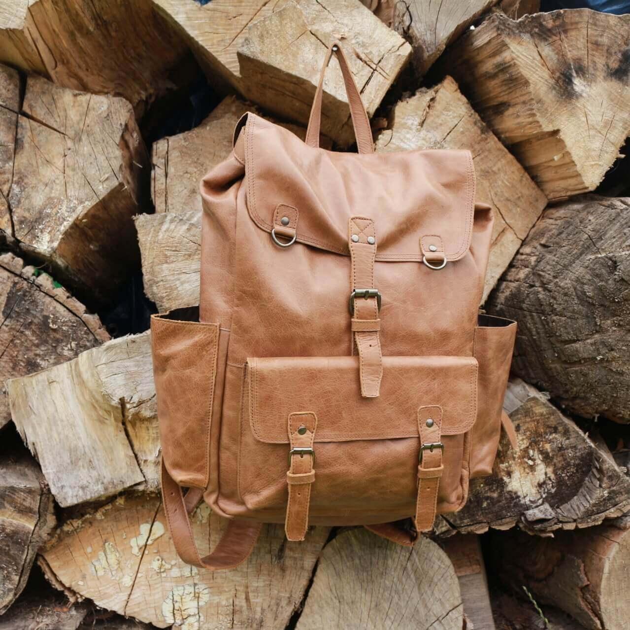 modny plecak